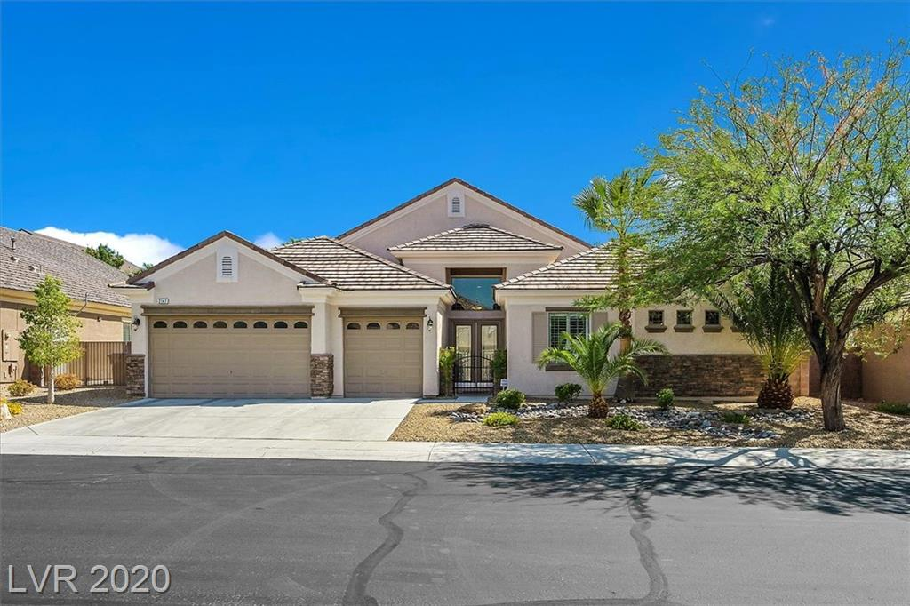2147 Montana Pine Drive Property Photo - Henderson, NV real estate listing