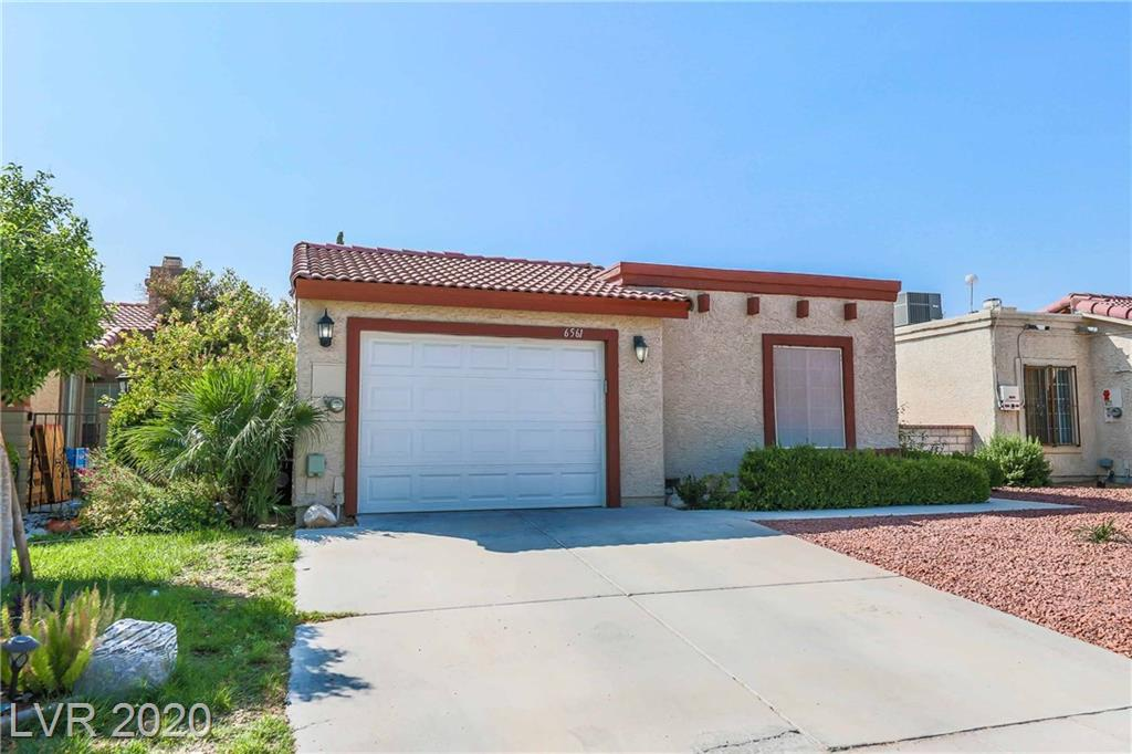 6561 Pleasant Plains Way Property Photo - Las Vegas, NV real estate listing