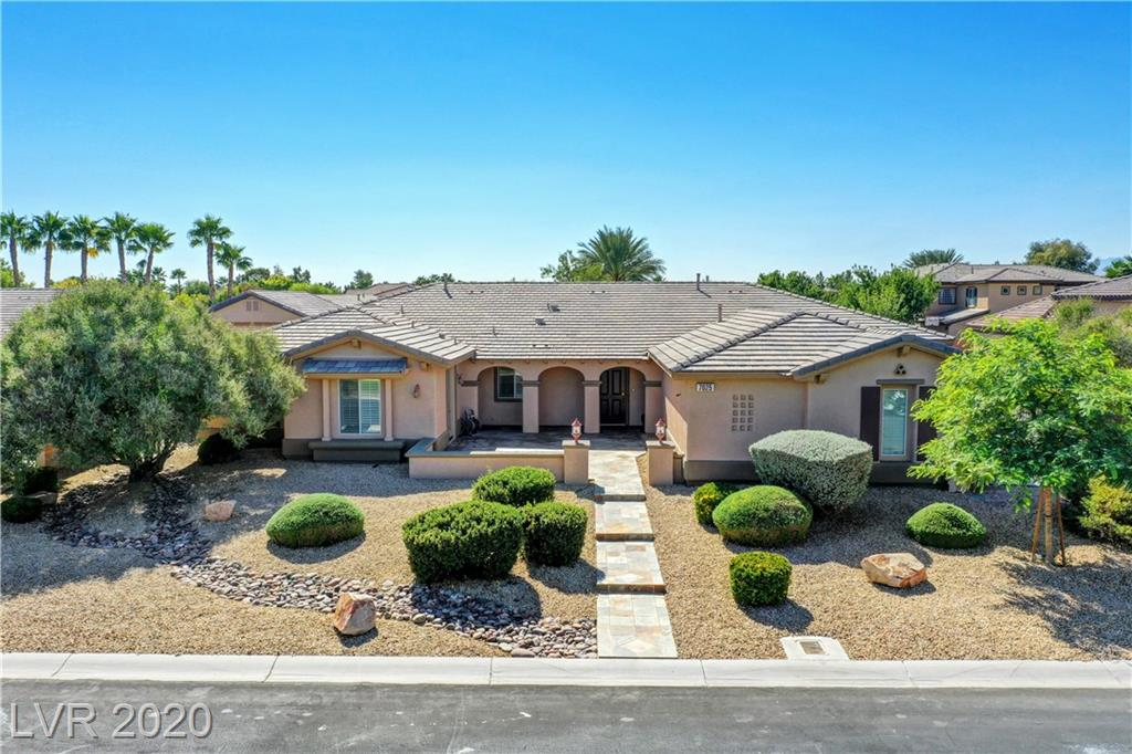 7025 Via Campanile Avenue Property Photo - Las Vegas, NV real estate listing