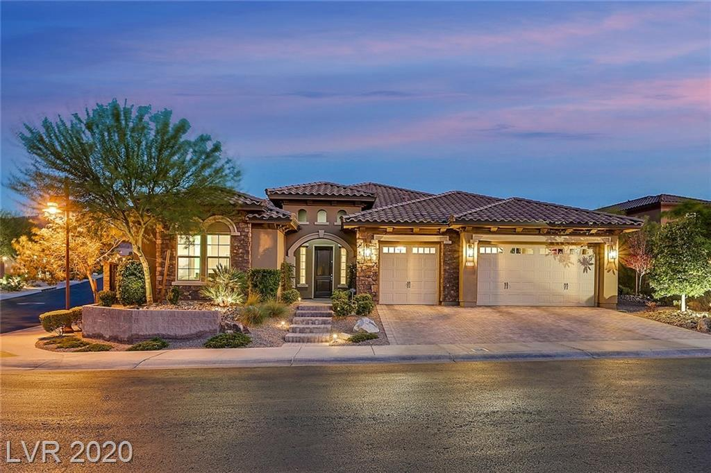2760 Marnay Lane Property Photo - Henderson, NV real estate listing