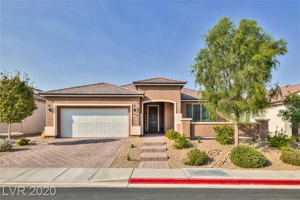132 Shear Peak Avenue Property Photo - Henderson, NV real estate listing