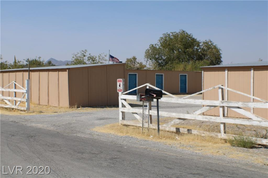 1610 Donner Street Property Photo - Pahrump, NV real estate listing
