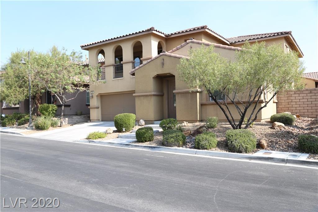 536 Puenta Del Rey Street Property Photo - Las Vegas, NV real estate listing