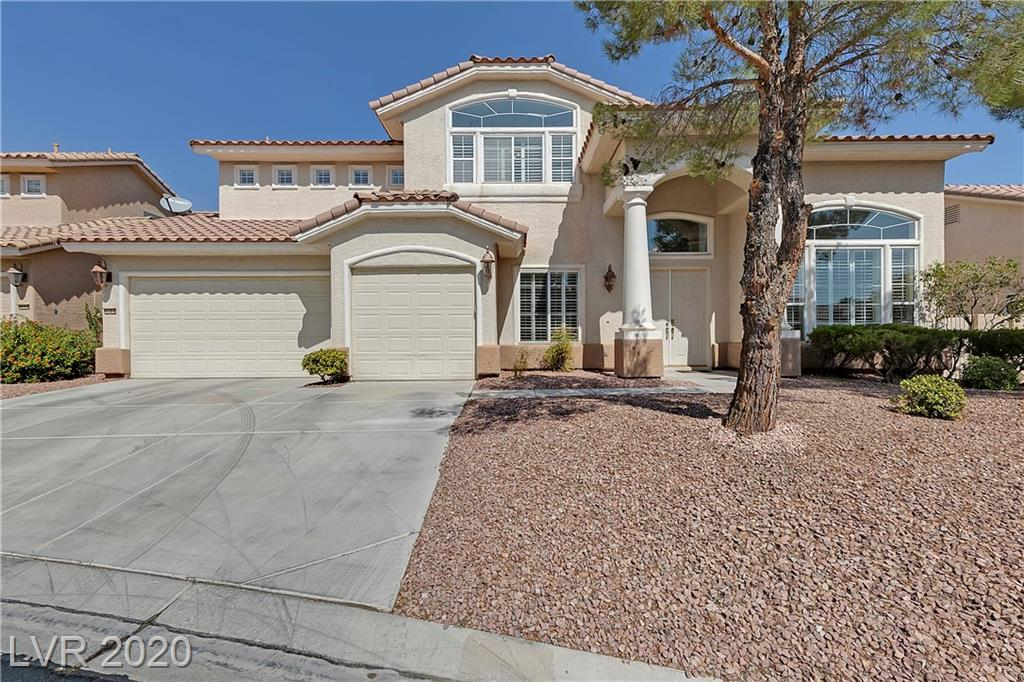 9686 Phoenician Avenue Property Photo - Las Vegas, NV real estate listing