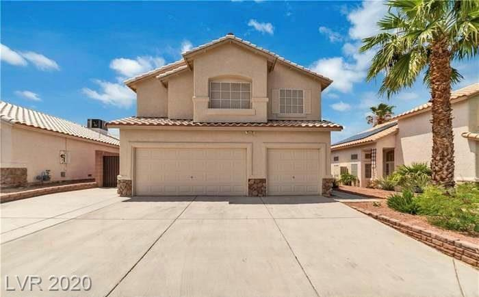 3043 Emerald Creek Drive Property Photo - Las Vegas, NV real estate listing