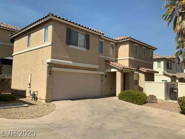 8129 Finch Feather Street Property Photo - Las Vegas, NV real estate listing