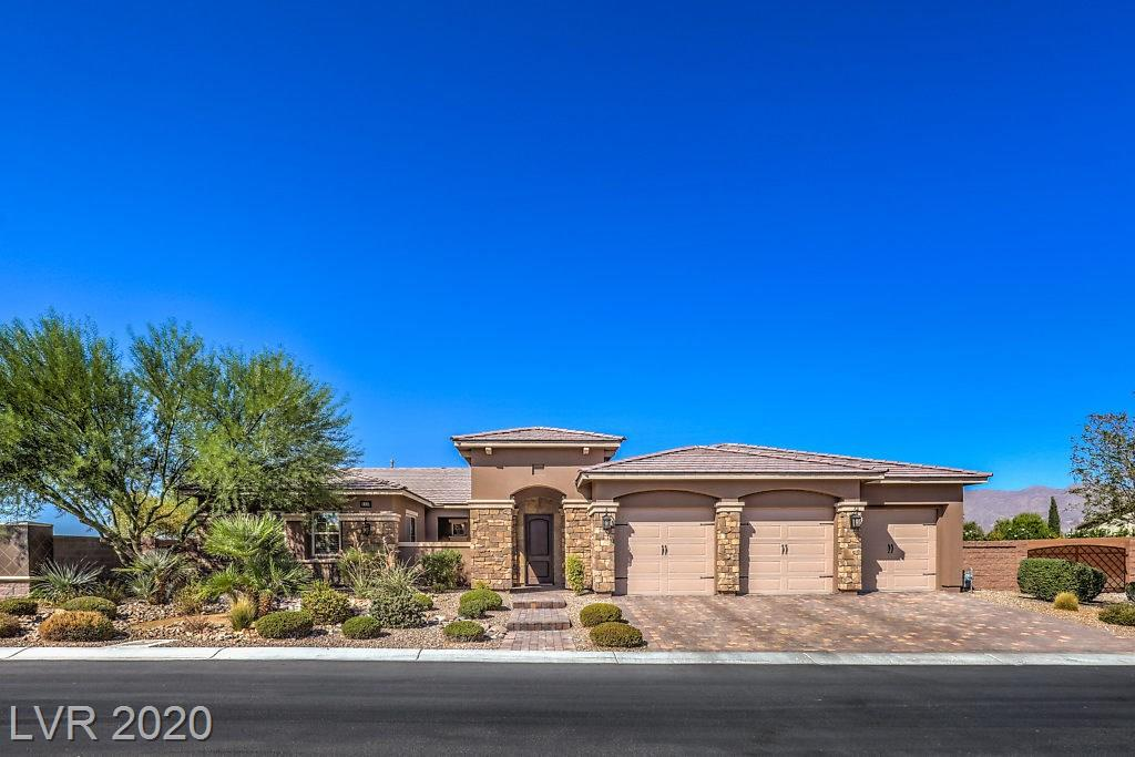 6890 Hillstop Crest Court Property Photo - Las Vegas, NV real estate listing