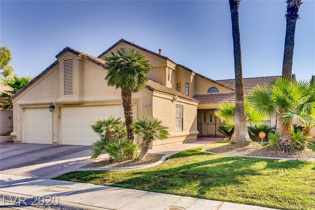 3004 Donnegal Bay Drive Property Photo - Las Vegas, NV real estate listing