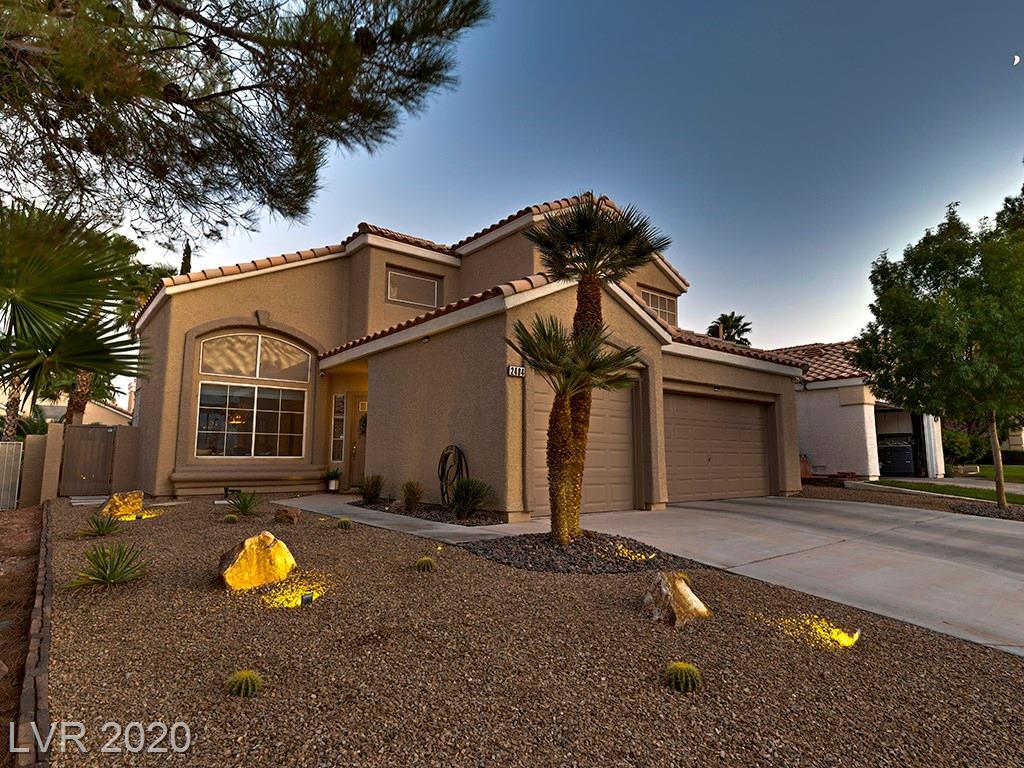 2404 Satellite Beach Drive Property Photo - Las Vegas, NV real estate listing