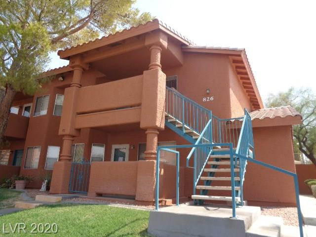 826 Mesquite Springs Drive #101 Property Photo - Mesquite, NV real estate listing
