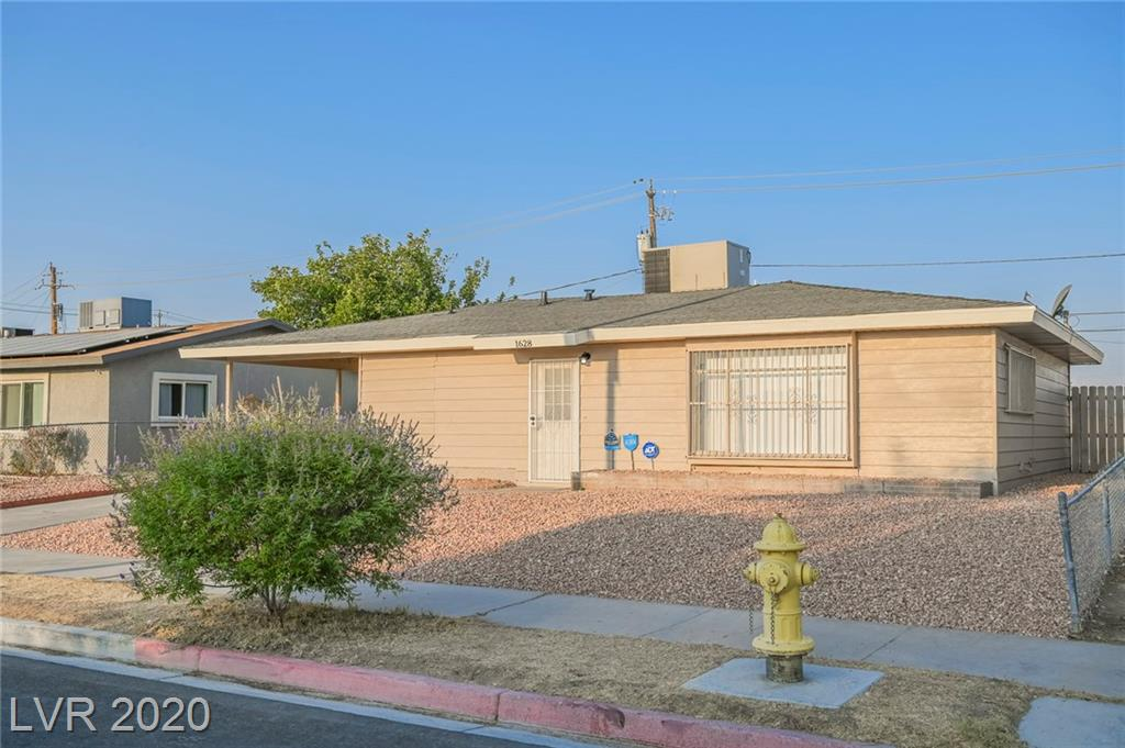 1628 G Street Property Photo - Las Vegas, NV real estate listing