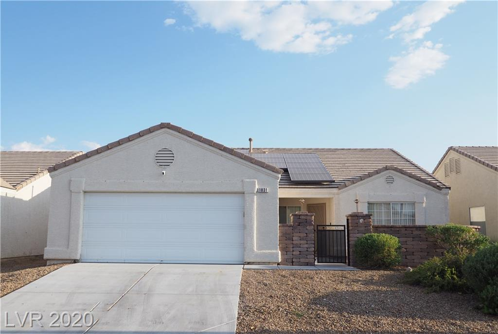 1831 Loida Court Property Photo - North Las Vegas, NV real estate listing