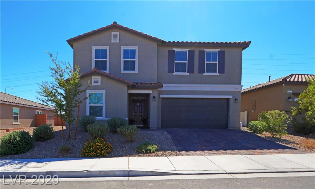 529 Sand Sage Avenue Property Photo - Las Vegas, NV real estate listing