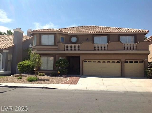 2437 Antler Point Drive Property Photo - Henderson, NV real estate listing