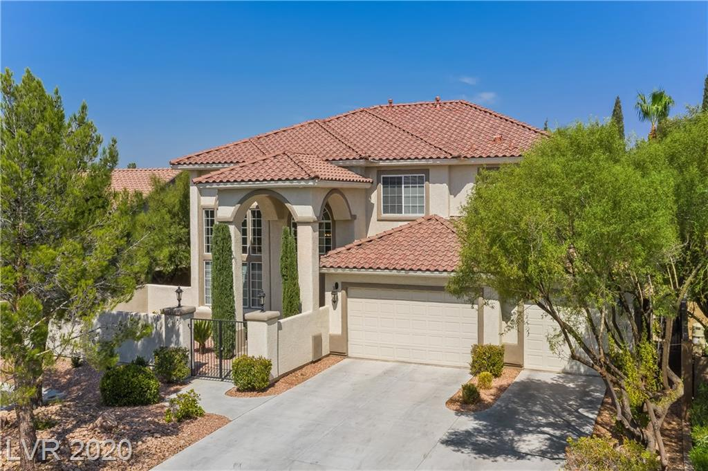 5418 Pendini Point Court Property Photo - Las Vegas, NV real estate listing