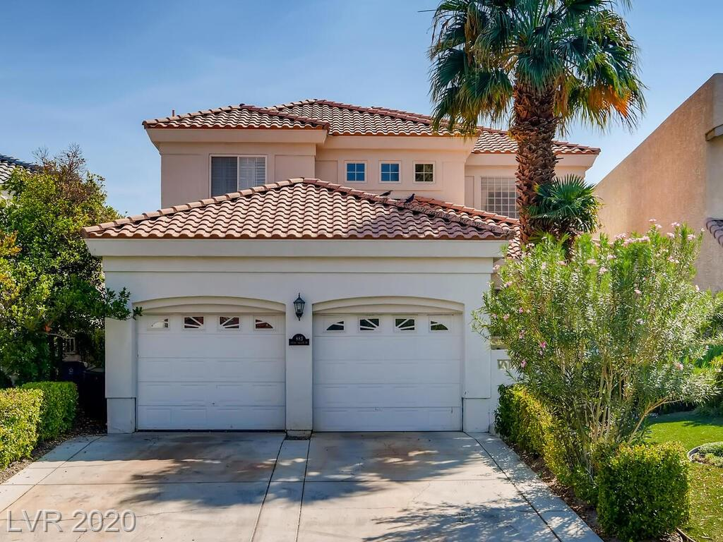 883 Vegas Valley Drive Property Photo