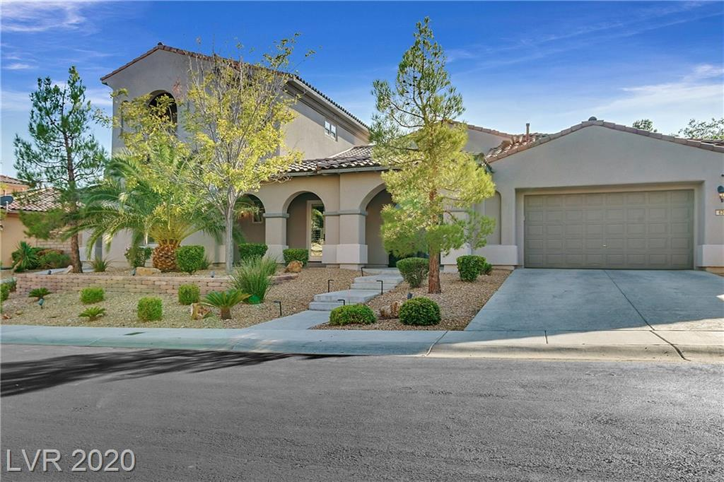 639 Chervil Valley Drive Property Photo - Las Vegas, NV real estate listing