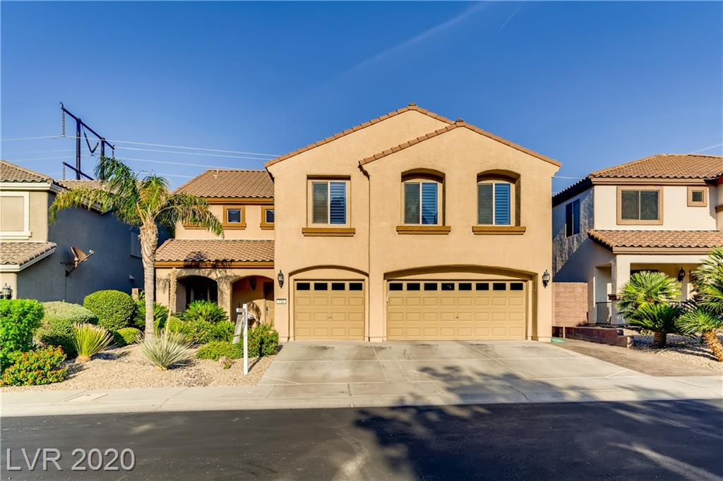 732 Fortacre Street Property Photo - Henderson, NV real estate listing