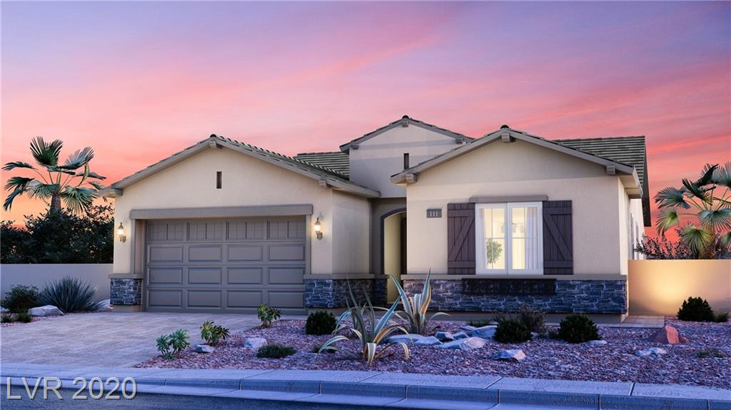 7043 Calvert Cliffs Street Property Photo - North Las Vegas, NV real estate listing