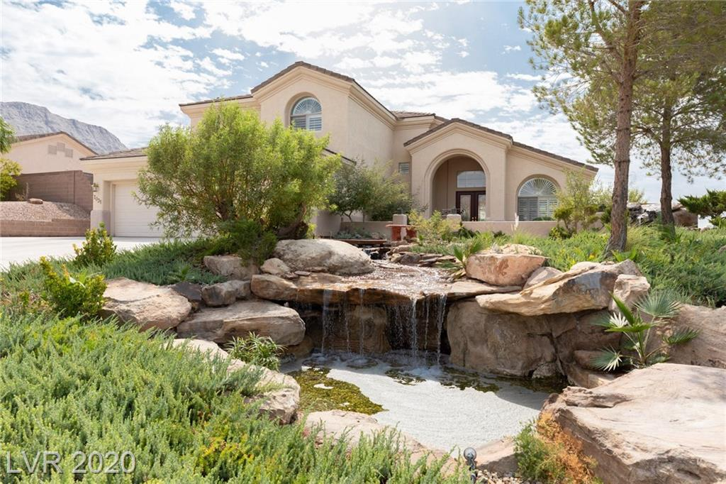 7031 New Moon Way Property Photo - Las Vegas, NV real estate listing