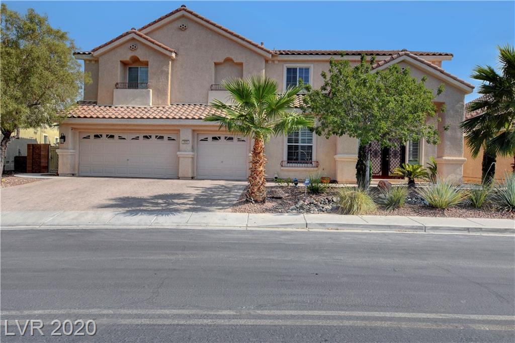 3609 Alcantara Lane Property Photo - North Las Vegas, NV real estate listing