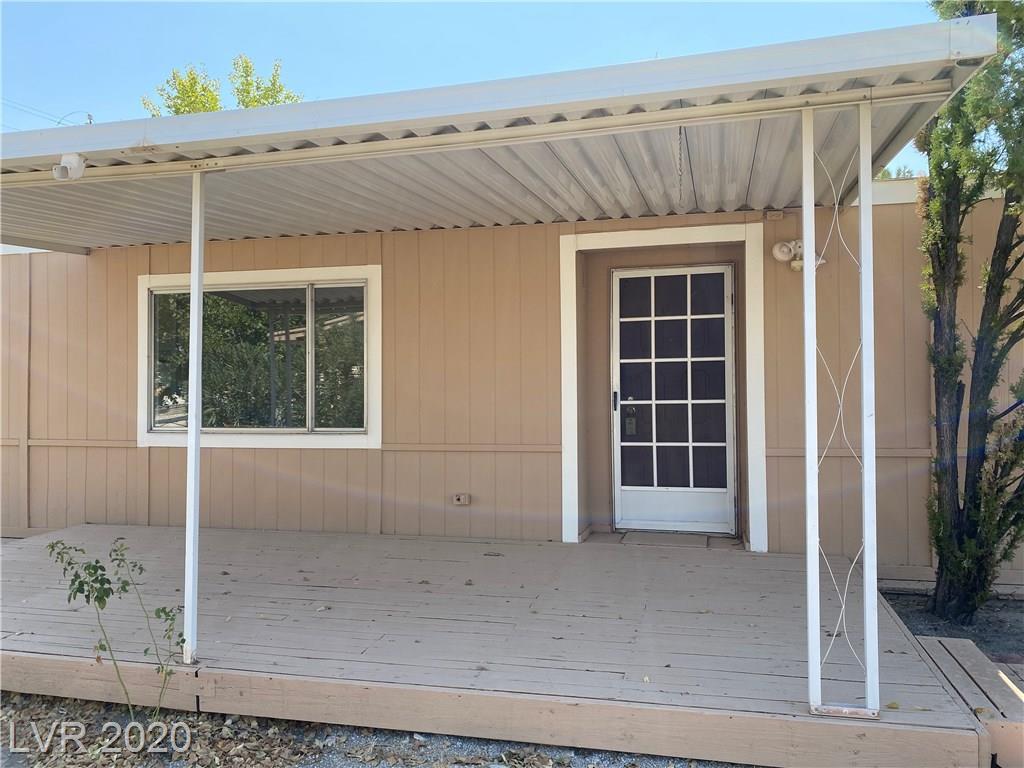 1241 S Comstock Circle Property Photo - Pahrump, NV real estate listing
