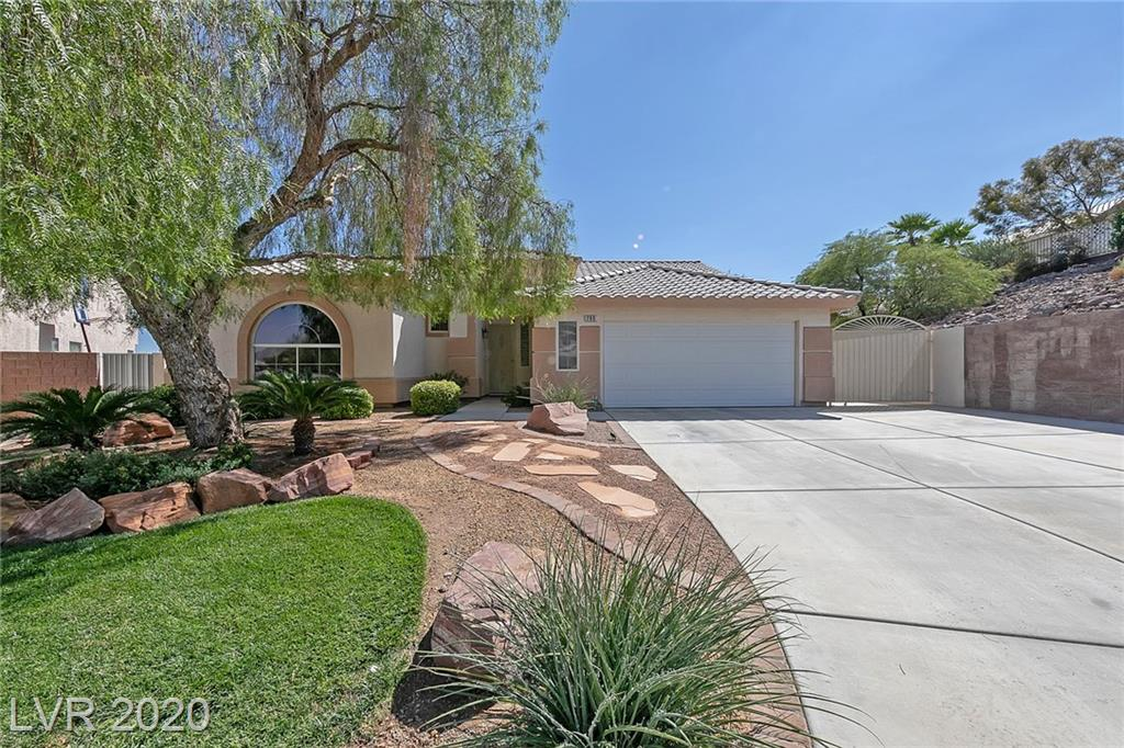 790 Craigmark Court Property Photo - Henderson, NV real estate listing