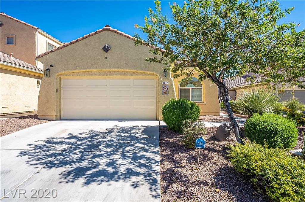 8812 Regatta Bay Place Property Photo - Las Vegas, NV real estate listing