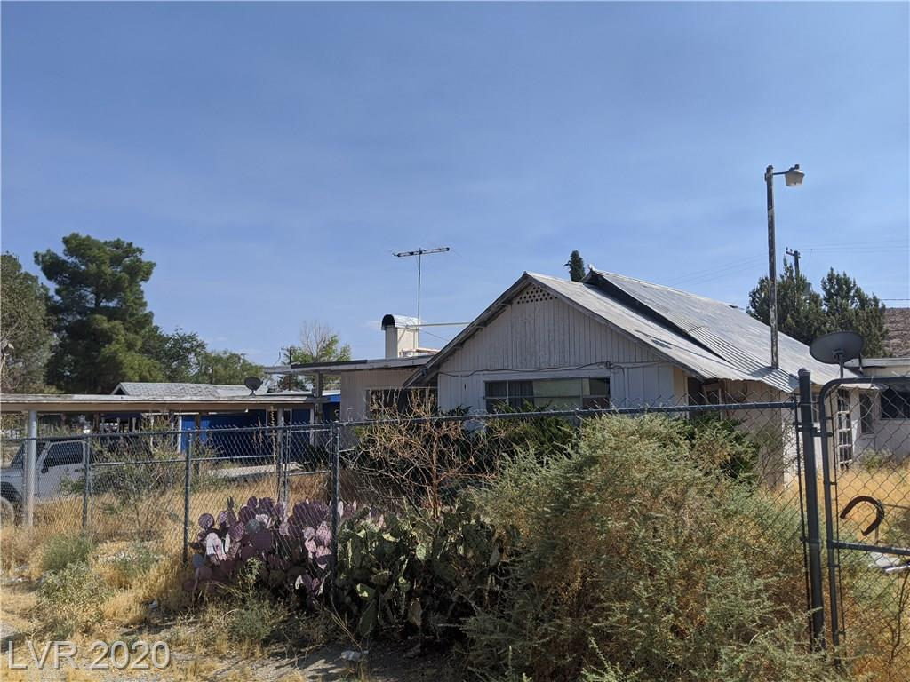 315 Main Street Property Photo - Goodsprings, NV real estate listing