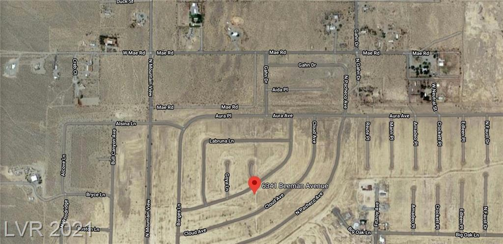 6341 N BEEMAN Property Photo - Pahrump, NV real estate listing