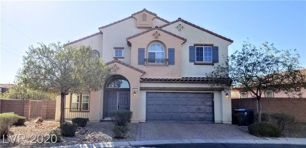 9893 Cove Haven Court Property Photo - Las Vegas, NV real estate listing