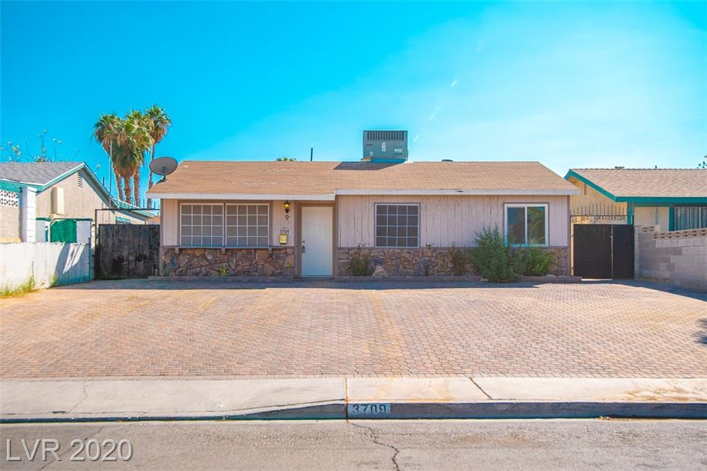 3709 Twining Avenue Property Photo - North Las Vegas, NV real estate listing