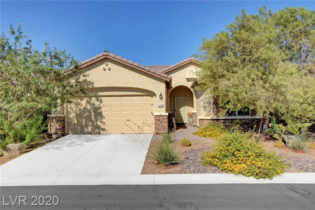 3763 Budenny Drive Property Photo - Las Vegas, NV real estate listing