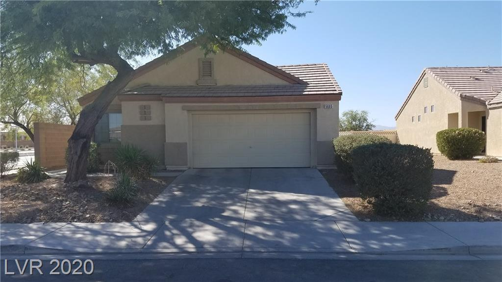 5605 Midnight Breeze Street Property Photo - North Las Vegas, NV real estate listing