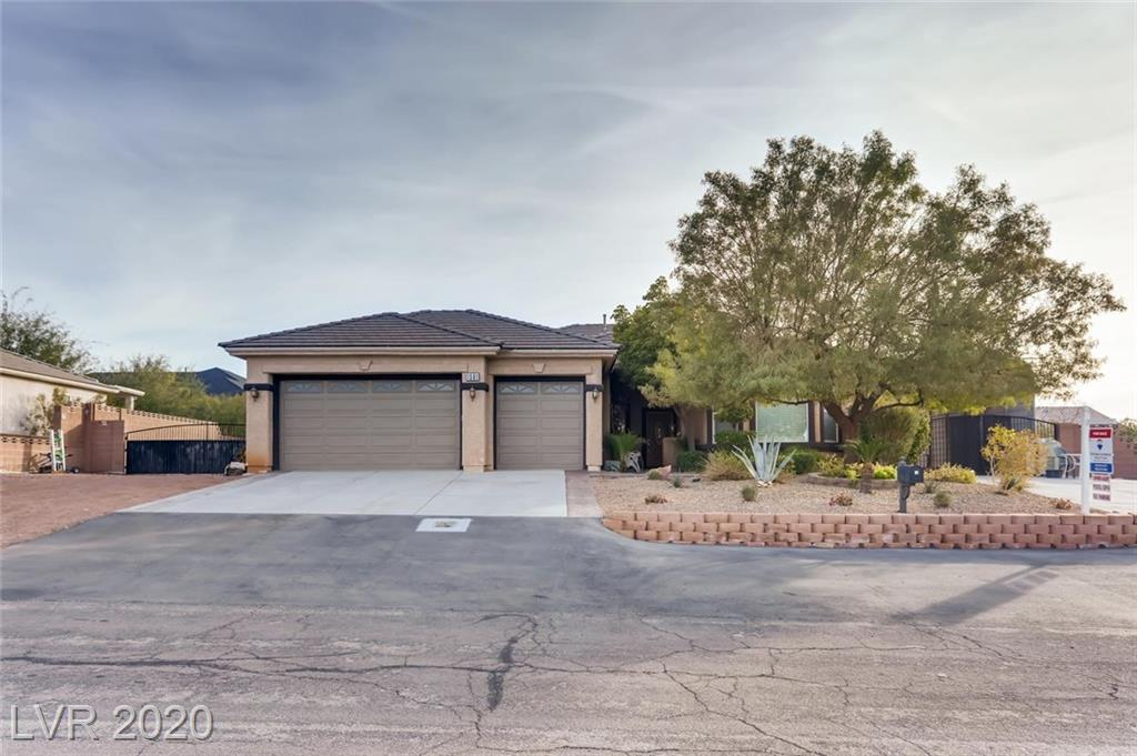 1561 Rocking Horse Drive Property Photo - Henderson, NV real estate listing