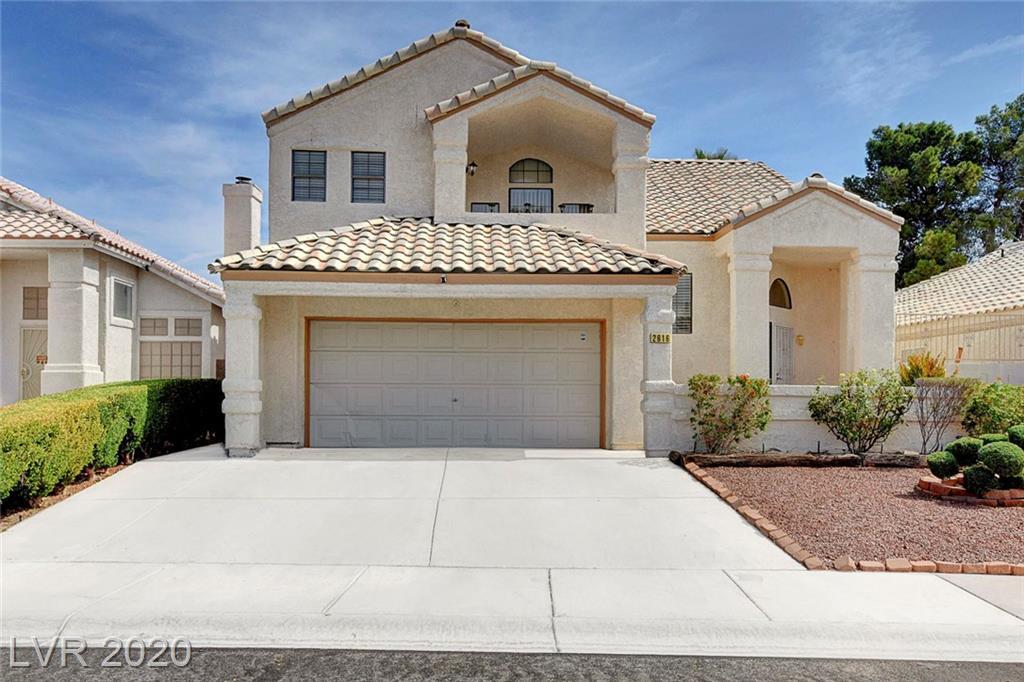 2616 Camphor Tree Street Property Photo - Las Vegas, NV real estate listing