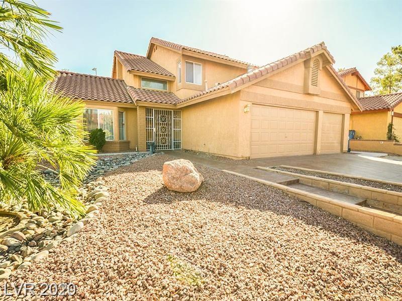 8701 Cremona Drive Property Photo - Las Vegas, NV real estate listing
