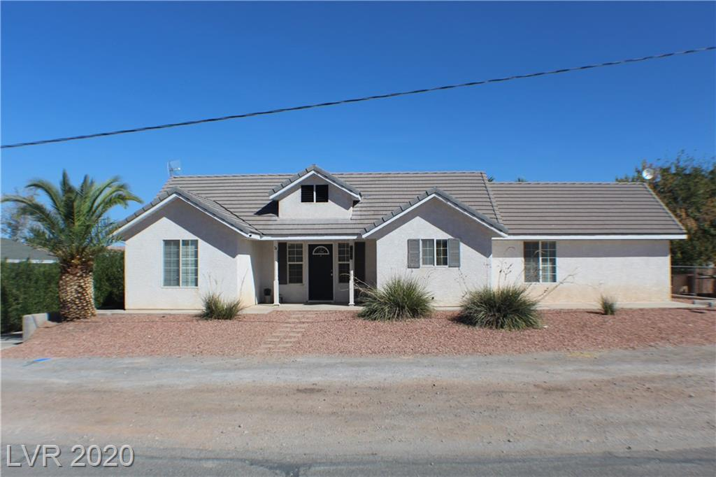 142 Andersen Street Property Photo - Overton, NV real estate listing