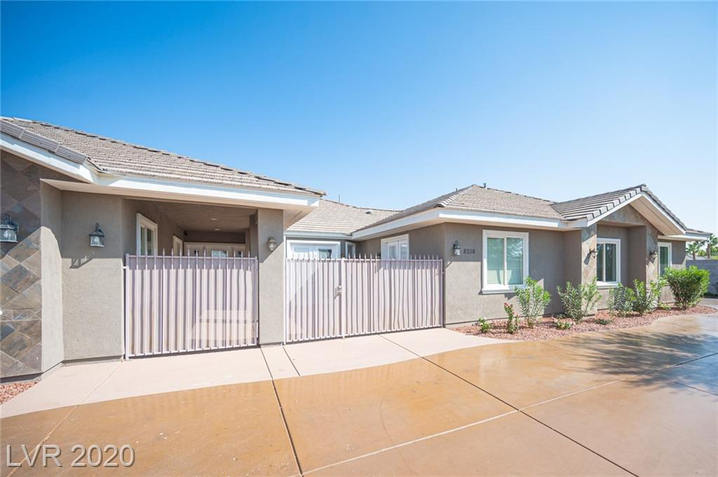 8510 Spencer Street Property Photo - Las Vegas, NV real estate listing