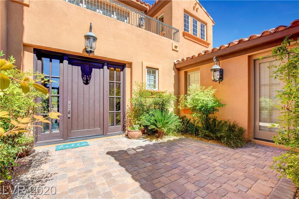 22 GRAND MIRAMAR Drive Property Photo - Henderson, NV real estate listing