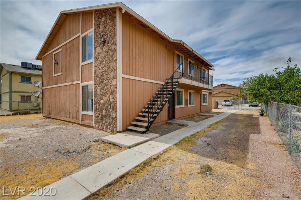 4920 Stanley Avenue Property Photo - Las Vegas, NV real estate listing