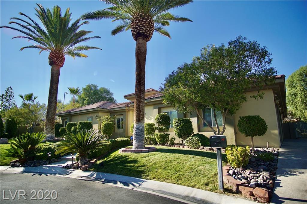 8382 Jeeves Circle Property Photo - Las Vegas, NV real estate listing