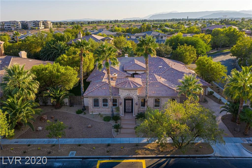 9273 Tournament Canyon Drive Property Photo - Las Vegas, NV real estate listing