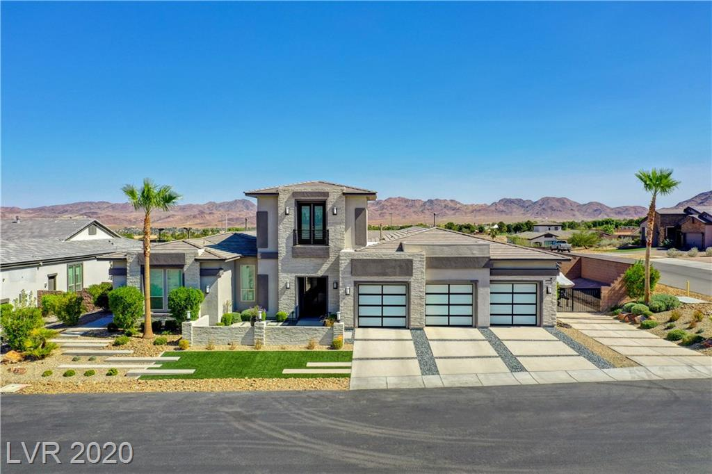 1050 Crystal Heights Court Property Photo - Henderson, NV real estate listing