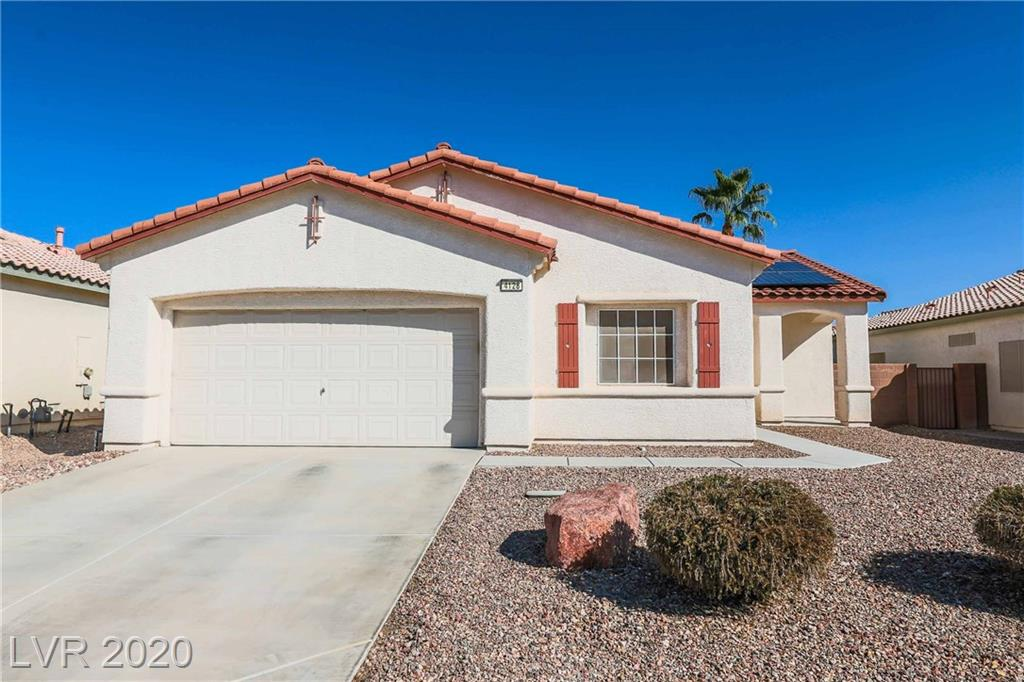 4128 Cannondale Avenue Property Photo - North Las Vegas, NV real estate listing