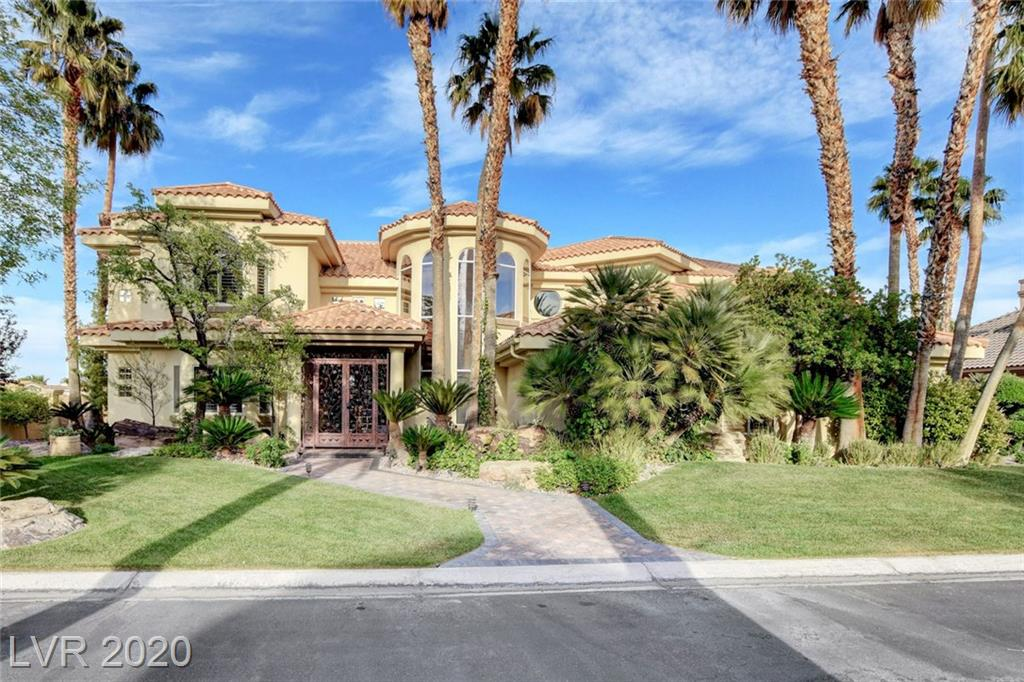 2000 Strada Mia Property Photo - Las Vegas, NV real estate listing