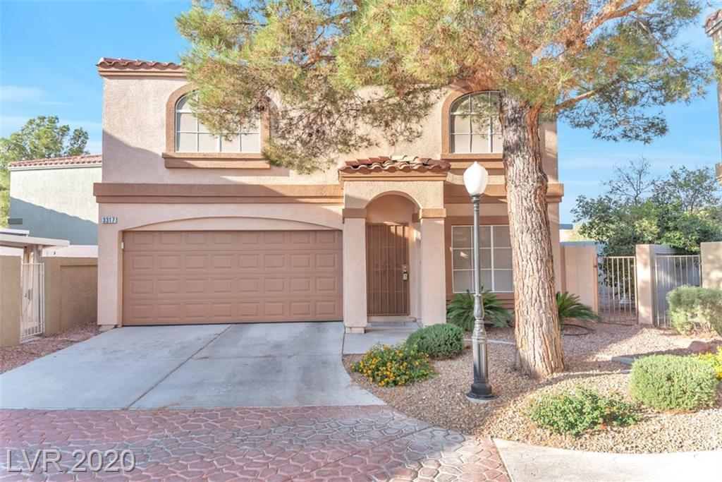 3317 Cheltenham Street Property Photo - Las Vegas, NV real estate listing