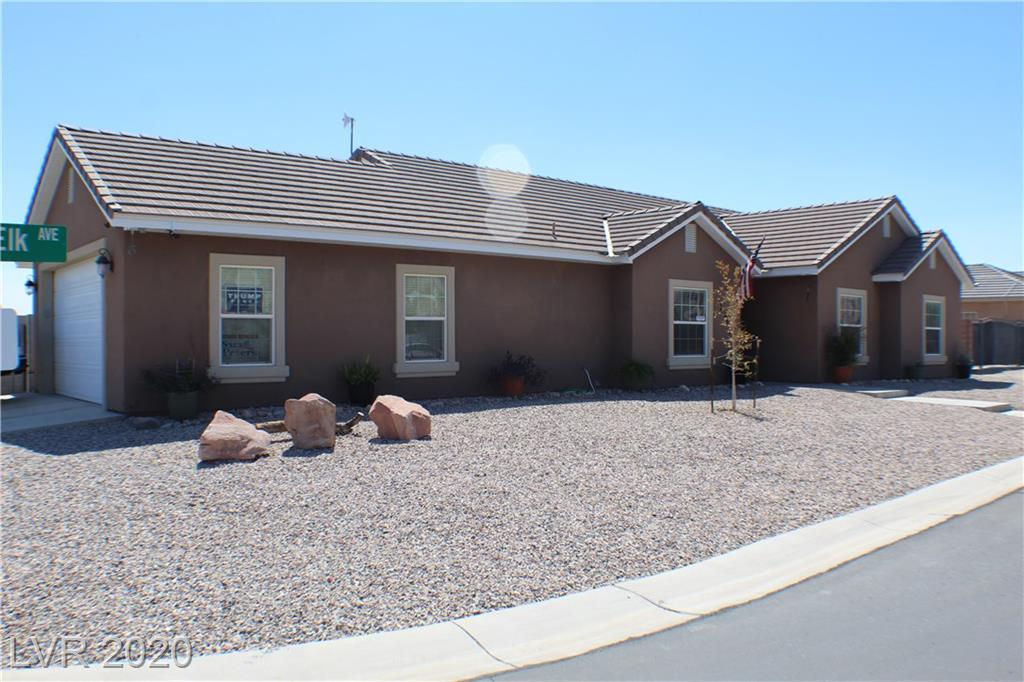 1941 Trophy Elk Avenue Property Photo - Logandale, NV real estate listing