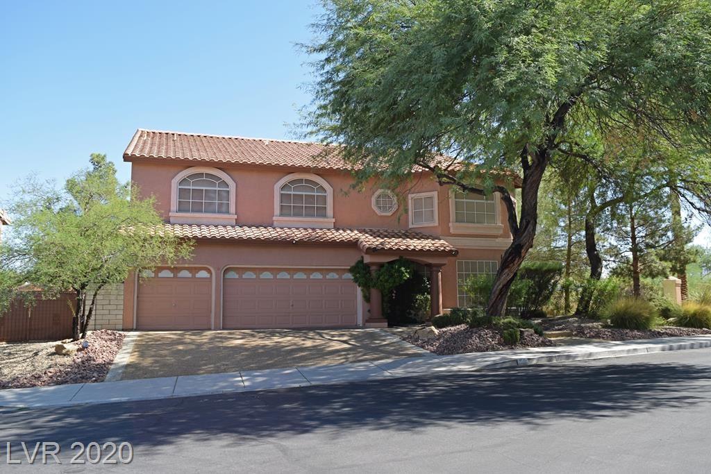 2400 Eagleridge Drive Property Photo - Henderson, NV real estate listing