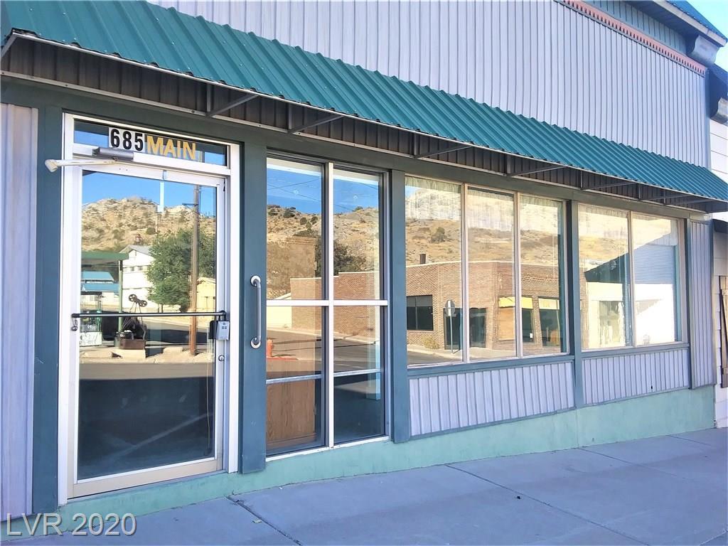 685 Main Street Property Photo - Pioche, NV real estate listing